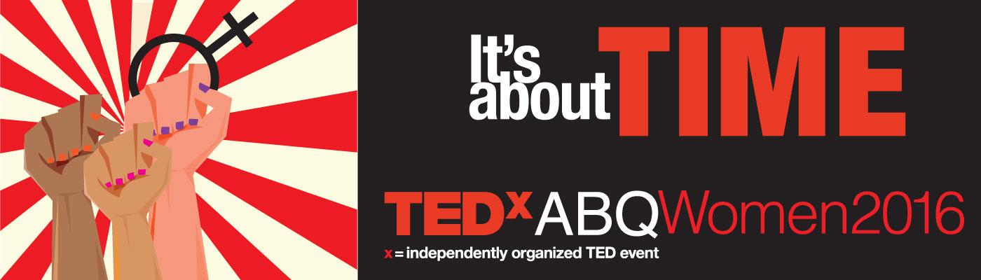TEDx Abq Women 2016 Event