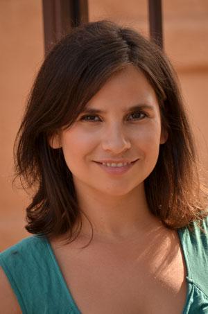 Meggan Gomez Headshot
