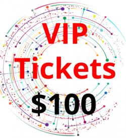 VIP Tickets $100