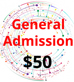 General Admission Tickets $50