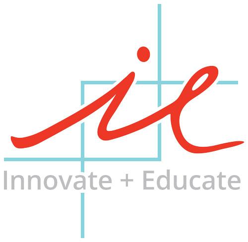 Innovate + Educate Logo